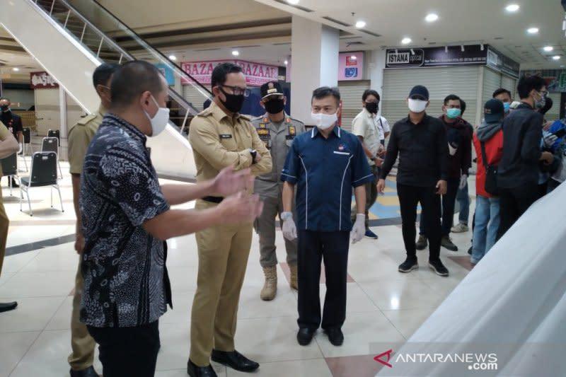 Pemkot Bogor izinkan pembukaan mal dengan persyaratan ketat