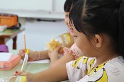 搶救受飢兒—籌募營養早餐