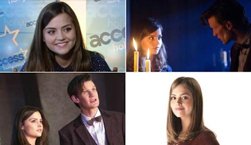 Jenna-Louise Coleman from BBC America's 'Doctor Who' -- Access HollywoodBBC America