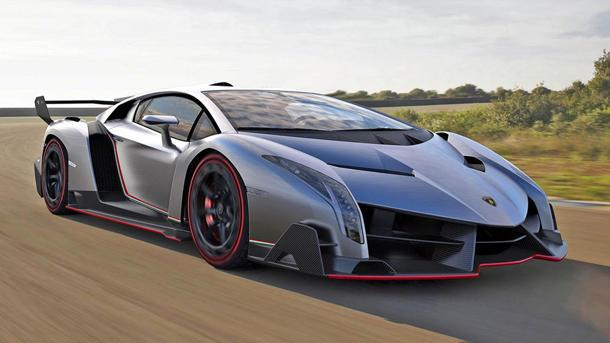 The Lamborghini Veneno, a $4 million supercar for three owners, leaks pre-Geneva