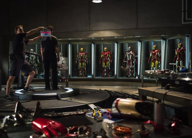 WATCH: Japanese 'Iron Man 3' Trailer Shows Stark Residence, Gwyneth Paltrow Getting Blowed Up Real Good