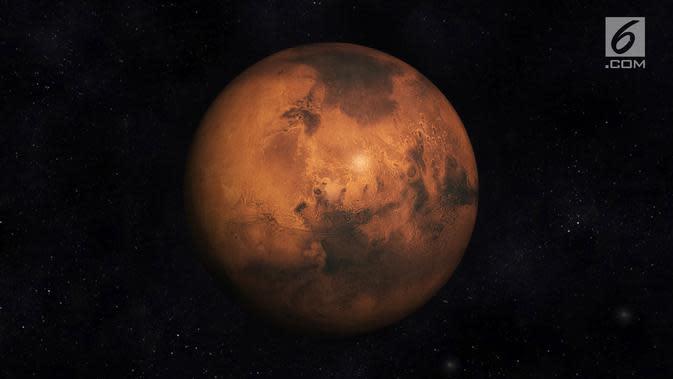planet Mars (iStockPhoto)