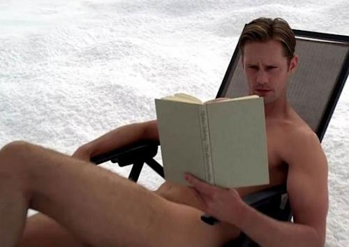 Alexander Skarsgard in HBO's 'True Blood' -- HBO