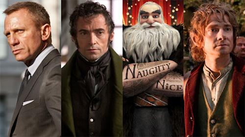10 most anticipated films of the holiday season