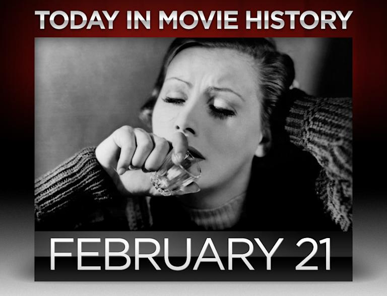 Today in Movie history february 21