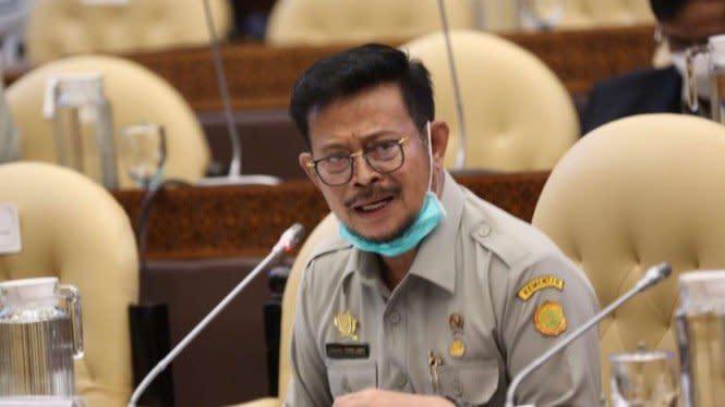 DPR Sebut Belum Ada 'Sense of Crisis' pada Kegiatan Kementan