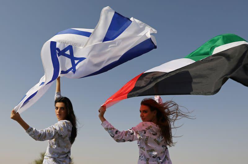 Israeli brand shoots pyjama ad in Dubai after normalisation deal