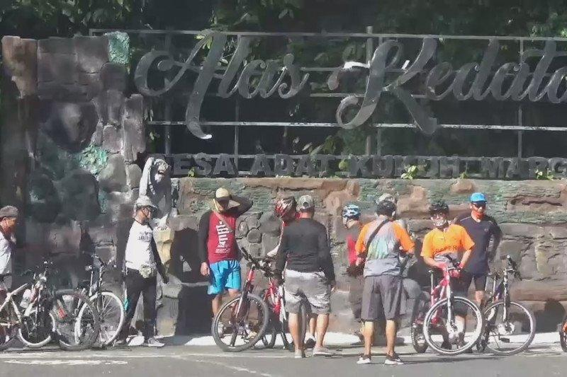 Kunjungan wisatawan domestik di Tanah Lot-Bali meningkat
