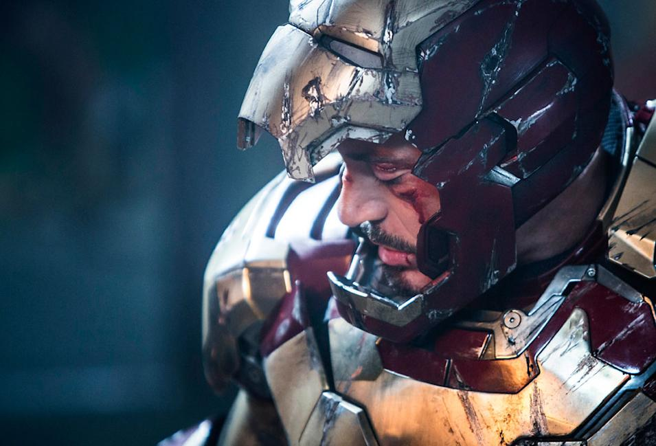 Iron Man Still