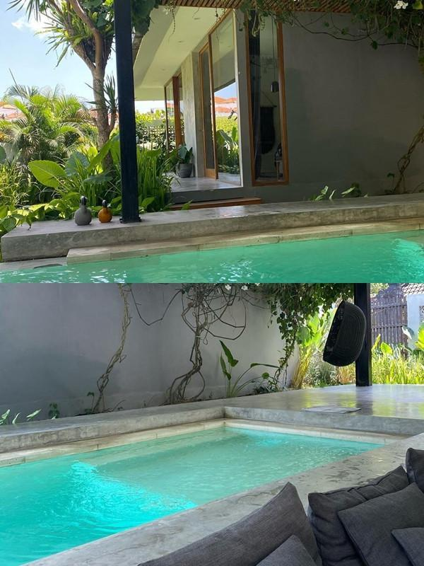 Shafa Harris di Bali. (Instagram @shafaharris)