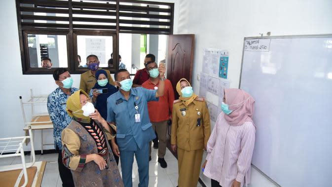 Lebih dari 100 Orang per Hari Sembuh dari Covid-19 di Surabaya
