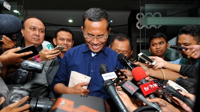 Dahlan Iskan. (Liputan6.com/Yoppy Renato)