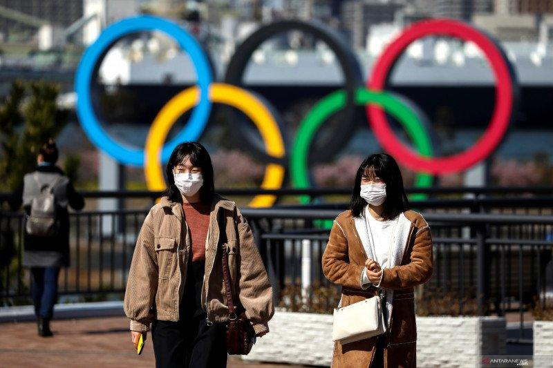 Jajak pendapat: Dua pertiga sponsor tidak yakin dengan Olimpiade Tokyo