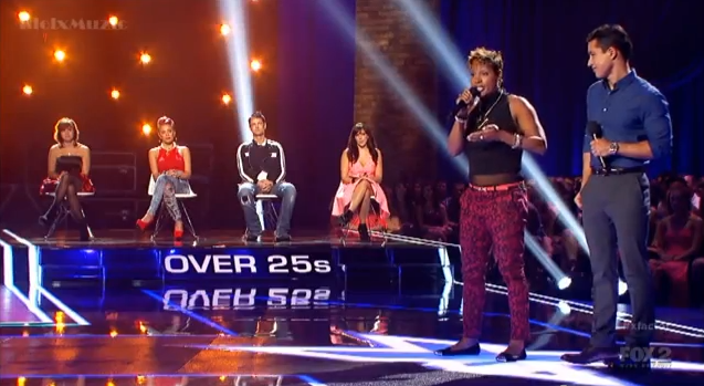 "Are You Sitting Down? ""The X Factor's"" Scary Four-Chair Challenge Begins"
