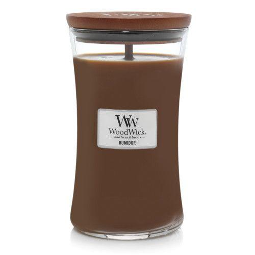 "<p><strong>Woodwick </strong></p><p>yankeecandle.com</p><p><strong>$26.50</strong></p><p><a href=""https://woodwick.yankeecandle.com/product/humidor/_/R-93032"" target=""_blank"">Shop Now</a></p><p>Grab a bottle of red and light up this Woodwick candle. The scent of tobacco, leather, and musk will make you feel like you're wrapped in a warm blanket. Oh, and this candle's wick makes a crackling sound as if you're sitting in front of a fire. </p>"
