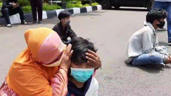 Pelajar Demo Rusuh Omnibus Law Terancam Dicabut KJP dan Blacklist SKCK