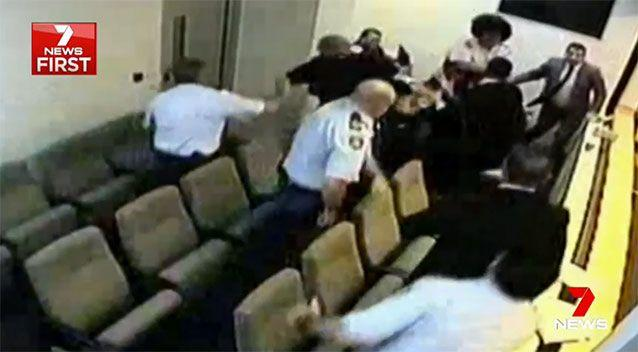 Brothers 4 Life gang members in mass Sydney courtroom brawl