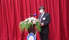 捷克參訪團在臺首場公開演講 韋德齊:自由、真理與正義是臺灣的劍與盔甲