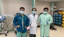 7旬男感冒併發肺炎,引發嚴重氣喘釀呼吸衰竭 裝葉克膜成功救命