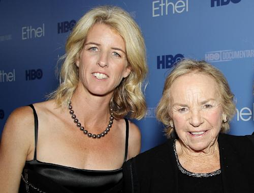 Yahoo! TV Q&A: Rory Kennedy on her new documentary about her mother, 'Ethel'