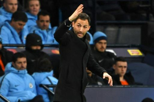 Schalke coach Domenico Tedesco has ruled out resigning despite Man City maulingMore