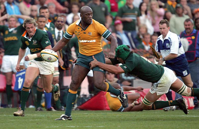 Former-Wallabies star Wendell Sailor is another much-discussed candidate. Photo: Getty Images
