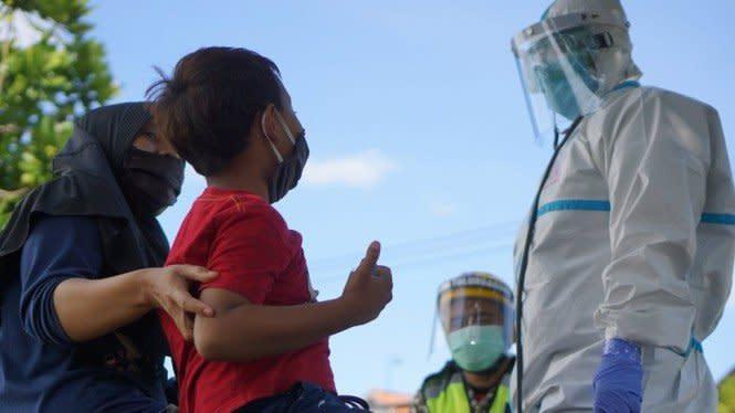 Kematian Anak akibat Covid-19 di RI Salah Satu Tertinggi di Dunia