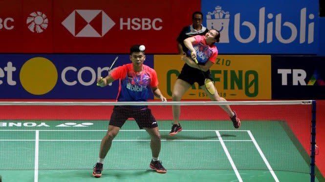 Bukti Keganasan Praveen/Melati, Ganda China Terkapar di Denmark Open