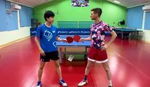 影/林昀儒讓7分大戰!世桌賽評讚「未來奧運冠軍」