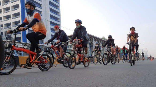 Kemenhub Siapkan 50 Tempat Parkir Sepeda di Wilayah Jakarta