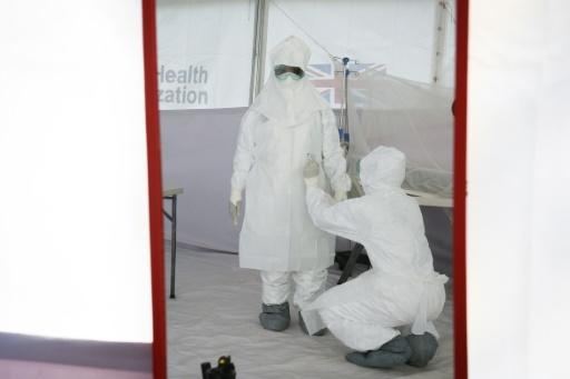 DRC on high Ebola alert in Goma