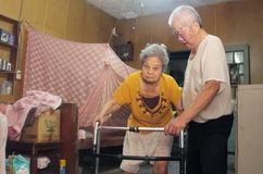 幫助失智老老照顧岌岌可危的家