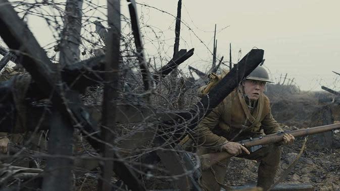 Adegan film 1917. (Foto: IMDb/ Dok. DreamWorks)