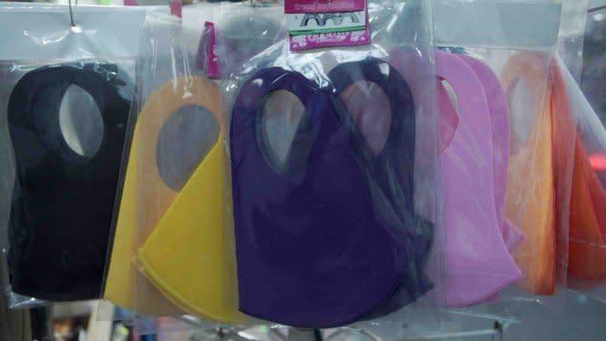 Resmi Dilarang, Ini Risiko Jika Masih Pakai Masker Scuba
