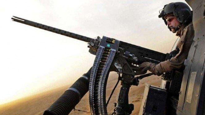 VIVA Militer : Senjata Mesin buatan Amerika Serikat