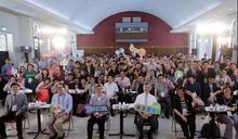 出席青年好政高峰會 陳建仁:太陽花學運是青年人改變台灣的實例