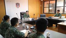 6軍團參謀長勉新進幹部精進學能