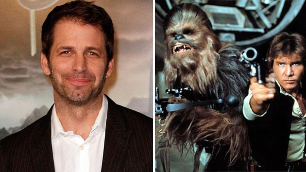'Man of Steel' director Zack Snyder denies involvement with stand-alone 'Star Wars' film