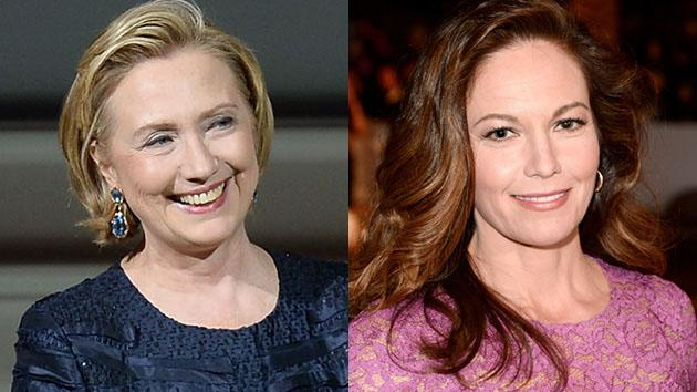 Diane Lane to Play Hillary Clinton in New NBC Miniseries