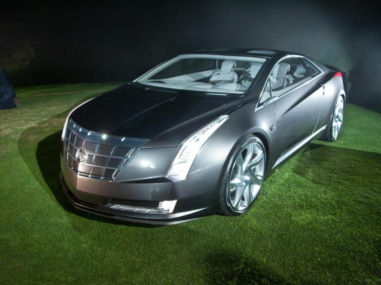 Cadillac ELR plug-in hybrid