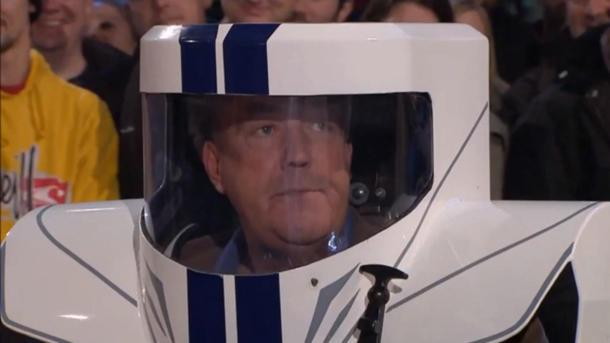 Jeremy Clarkson drives the smallest/worst car…in the world
