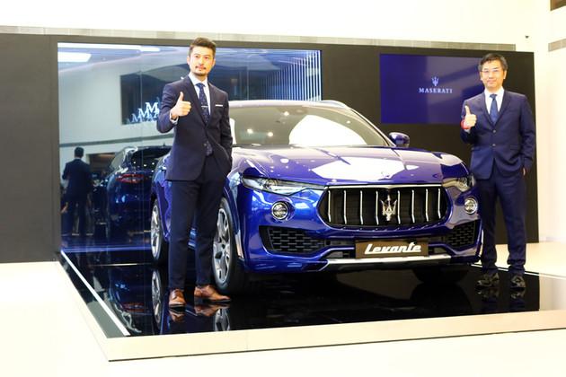 458萬起,部分車型降價,2018年式Maserati Levante 全新上市!