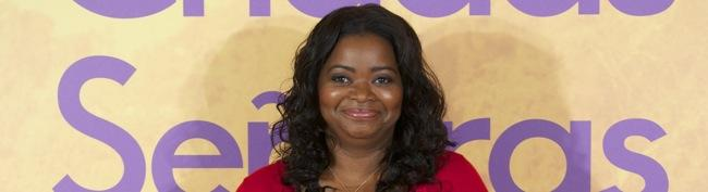 Casting About: Octavia Spencer Will Pretend to Find Russell Brand Funny