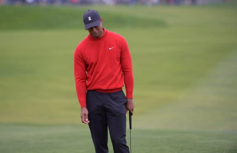 Woods labels Floyd death a 'shocking tragedy'