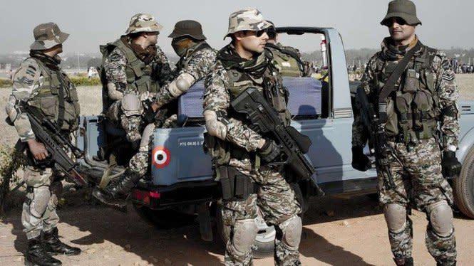 Pasukan Khusus India Tewas Kena Ranjau di Perbatasan China