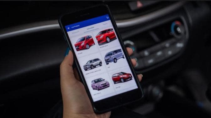 Tak Hanya Motor, Beli Suku Cadang Mobil Suzuki Juga Bisa Lewat Online