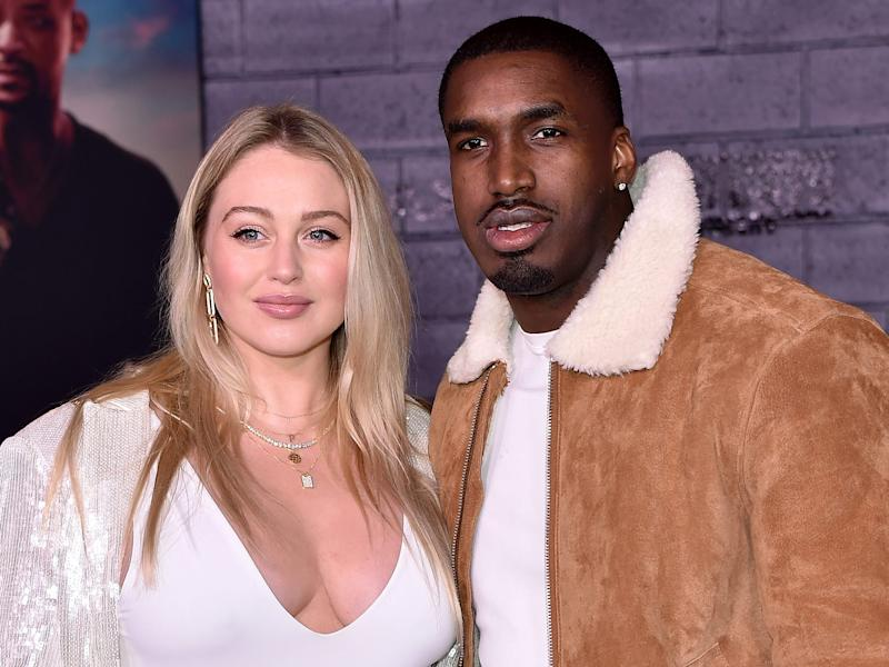 iskra lawrence and philip payne january 2020