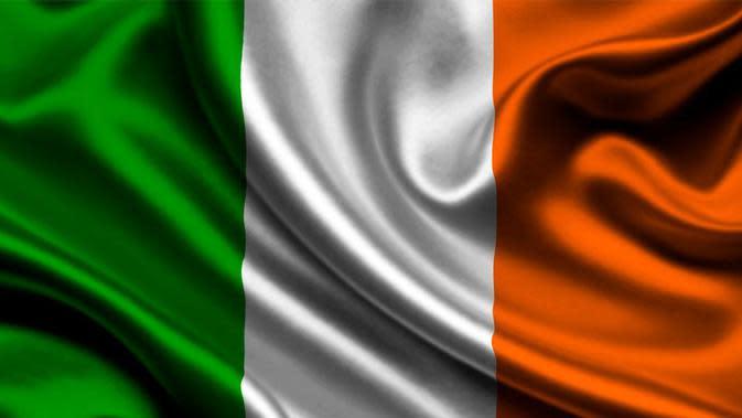 Bendera Negara Irlandia