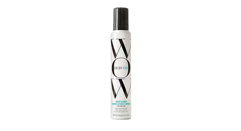 Color Wow Color Control Toning & Styling Foam For Brunettes