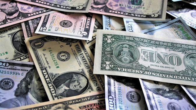 Ilustrasi pendanaan, investasi, dolar. Kredit: pasja1000 from Pixabay